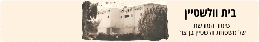 בית וולשטיין
